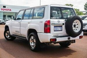 2007 Nissan Patrol GU 5 MY07 ST White 4 Speed Automatic Wagon Westminster Stirling Area Preview