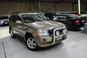 2005 Jeep Grand Cherokee Bronze Automatic Wagon Knoxfield Knox Area Preview