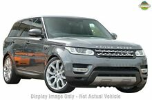 2015 Land Rover Range Rover Sport L494 15.5MY SDV6 CommandShift HSE Grey 8 Speed Sports Automatic Wa Osborne Park Stirling Area Preview