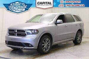 2017 Dodge Durango GT AWD*Leather-Sunroof-Navigation*
