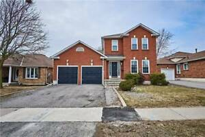 Beautiful Fully Detached 2 Storey Home Located At Martin Rd