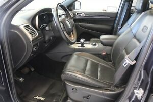 2014 Jeep Grand Cherokee Overland 4WD * Leather 5.7L Hemi -Navig Regina Regina Area image 12