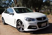 2015 Holden Commodore VF MY15 SV6 White 6 Speed Sports Automatic Sedan Thebarton West Torrens Area Preview