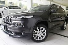 2014 Jeep Cherokee KL Limited Grey 9 Speed Sports Automatic Wagon North Melbourne Melbourne City Preview
