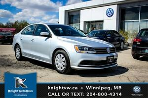 2016 Volkswagen Jetta Sedan Trendline+ 0.99% Financing Available