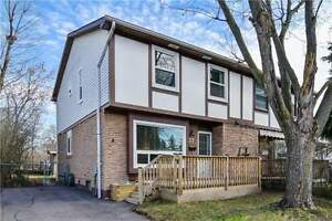 Charming Semi Detached Home In The Heart Of Brampton!