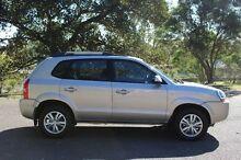 2009 Hyundai Tucson 08 Upgrade City SX Silver 4 Speed Automatic Wagon South Maitland Maitland Area Preview