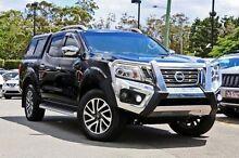 2015 Nissan Navara D23 ST-X Black 6 Speed Manual Utility Taringa Brisbane South West Preview