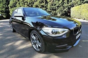 2013 BMW M135i F20 Steptronic Black 8 Speed Sports Automatic Hatchback Haymarket Inner Sydney Preview