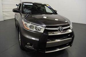 2014 Toyota Kluger GSU55R GX (4x4) Grey 6 Speed Automatic Wagon Moorabbin Kingston Area Preview
