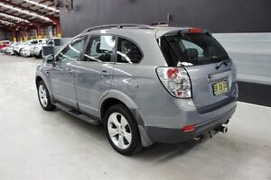 2012 Holden Captiva CG Series II 7 AWD CX Grey 6 Speed Sports Automatic Wagon Maryville Newcastle Area Preview