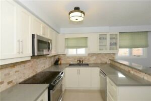2/1 Bsmt Apt W/Sep Entrance Fully Renovated Top To Bottom