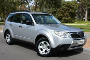 2010 Subaru Forester S3 MY10 X AWD Silver 4 Speed Sports Automatic Wagon St Marys Mitcham Area Preview