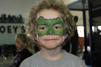 ~Face Painting