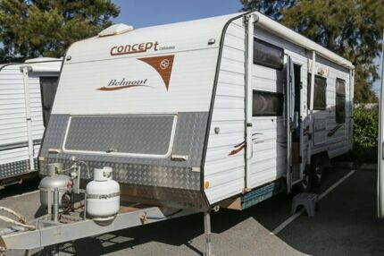 2011 Concept Belmont Caravan