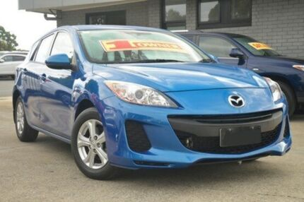 2011 Mazda 3 BL10F2 Neo Activematic Blue 5 Speed Sports Automatic Hatchback Hillcrest Port Adelaide Area Preview