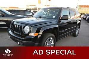 2014 Jeep Patriot NORTH EDITION 4X4 Accident Free,  A/C,