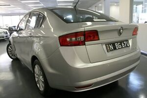 2013 Proton Preve CR MY13 GX Silver 6 Speed Constant Variable Sedan Chatswood Willoughby Area Preview