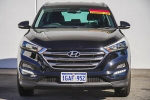 2016 Hyundai Tucson TLE Elite 2WD Black 6 Speed Sports Automatic Wagon Bellevue Swan Area Preview