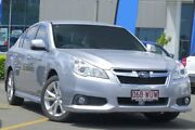 2013 Subaru Liberty B5 MY13 2.5i Lineartronic AWD Silver 6 Speed Constant Variable Sedan Nundah Brisbane North East Preview
