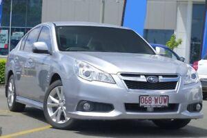 2013 Subaru Liberty B5 MY13 2.5i Lineartronic AWD Silver 6 Speed Constant Variable Sedan