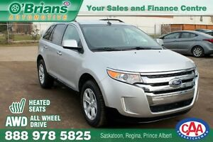 2011 Ford Edge SEL w/AWD, Heated Seats