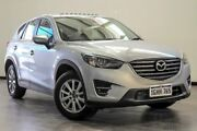 2015 Mazda CX-5 KE1022 Grand Touring SKYACTIV-Drive AWD Silver 6 Speed Sports Automatic Wagon Myaree Melville Area Preview