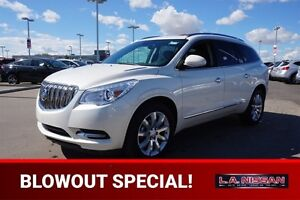 2015 Buick Enclave ALL WHEEL DRIVE Navigation (GPS),  Leather,