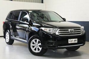 2011 Toyota Kluger GSU45R MY11 KX-R AWD 5 Speed Sports Automatic Wagon Hillcrest Port Adelaide Area Preview