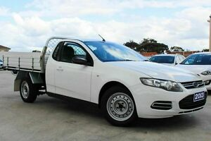 2013 Ford Falcon FG MkII EcoLPi Super Cab White 6 Speed Sports Automatic Cab Chassis Craigieburn Hume Area Preview