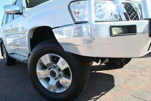 2013 Nissan Patrol GU Series 9 ST (4x4) White 5 Speed Manual Wagon Waitara Hornsby Area Preview