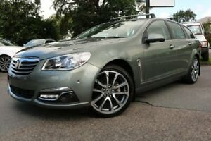 2015 Holden Calais VF II MY16 V Sportwagon Silver 6 Speed Sports Automatic Wagon Earlville Cairns City Preview