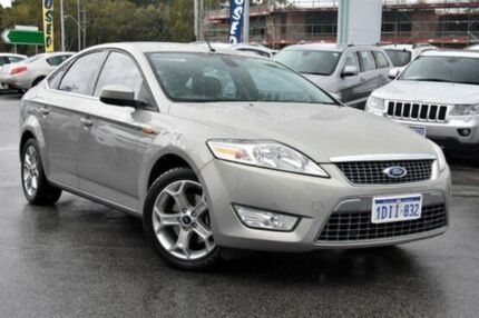 2010 Ford Mondeo MB Zetec Si 6 Speed Auto Seq Sportshift Hatchback Myaree Melville Area Preview