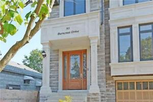 Brand New Condo Twnhme For Lease!! 5 Bdrms In Bedford Park!!