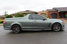 2015 Holden Special Vehicles Maloo  Grey Manual Utility Nailsworth Prospect Area Preview