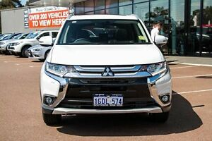 2016 Mitsubishi Outlander ZK MY16 Exceed 4WD Starlight 6 Speed Constant Variable Wagon Wilson Canning Area Preview