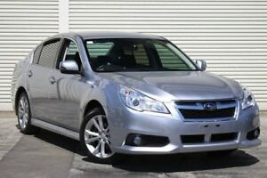 2014 Subaru Liberty B5 MY14 2.5i Lineartronic AWD Silver 6 Speed Constant Variable Sedan