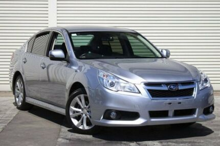 2014 Subaru Liberty B5 MY14 2.5i Lineartronic AWD Silver 6 Speed Constant Variable Sedan Seaford Frankston Area Preview