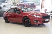 2015 Ford Falcon FG X XR8 Red 6 Speed Auto Seq Sportshift Sedan Rockingham Rockingham Area Preview
