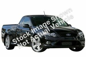 2011 Ford Falcon FG XR6 Ute Super Cab Turbo Silver 6 Speed Manual Utility Midvale Mundaring Area Preview