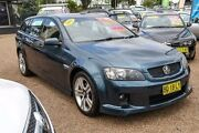 2009 Holden Commodore VE MY09.5 SV6 Sportwagon Blue 5 Speed Sports Automatic Wagon Colyton Penrith Area Preview