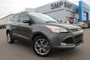 2013 Ford Escape SEL - Leather, Nav, Powered Sunroof, Alloys
