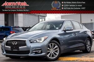 2014 INFINITI Q50 Premium AWD|Sunroof|Nav|Leather|HeatFrntSeats|