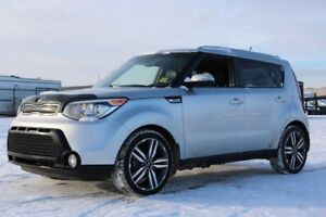 2015 Kia Soul SX Accident Free,  Leather,  Back-up Cam,
