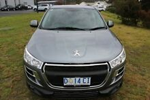 2012 Peugeot 4008 MY12 Active 4WD Grey 5 Speed Manual Wagon Burnie Burnie Area Preview