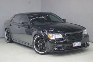 2014 Chrysler 300 LX MY14 SRT-8 Black 5 Speed Sports Automatic Sedan Greensborough Banyule Area Preview