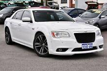 2013 Chrysler 300 SRT-8 White 5 Speed Sports Automatic Sedan Myaree Melville Area Preview