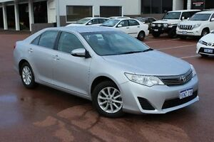 2014 Toyota Camry ASV50R Altise Silver 6 Speed Sports Automatic Sedan Balcatta Stirling Area Preview