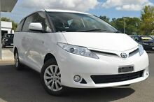 2013 Toyota Tarago ACR50R MY13 GLi White 7 Speed Constant Variable Wagon Nailsworth Prospect Area Preview