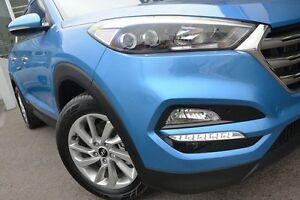 2015 Hyundai Tucson TLE Elite (AWD) Blue 7 Speed Auto Dual Clutch Wagon Wolli Creek Rockdale Area Preview